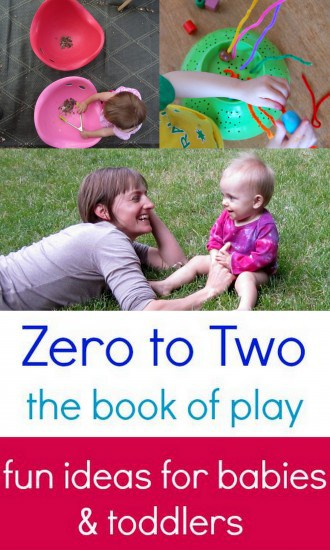 25 Fun and Simple Ideas for Play with Babies and Toddlers EBook