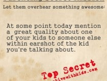 overhear something awesome