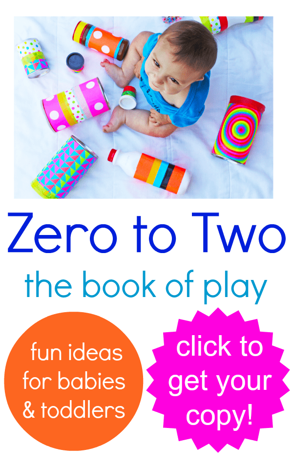 zero to two ebook of baby and toddler play