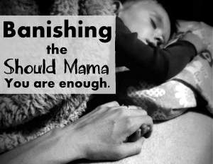No More Should Mama