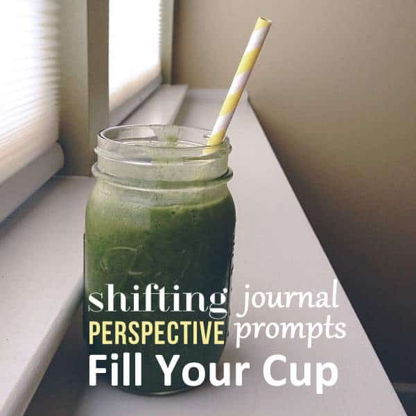 Journal Prompts – Shifting Perspective