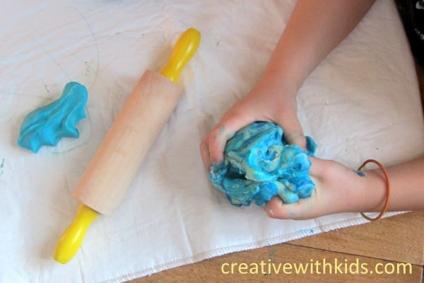 gluten free play dough