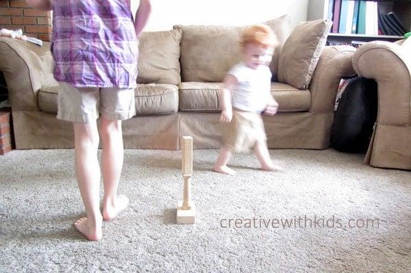6 Fun Toddler with Big Kid Games