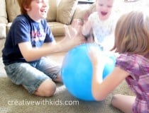 Fun Games for Toddlers and Older Siblings