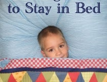 Getting kids to stay in bed