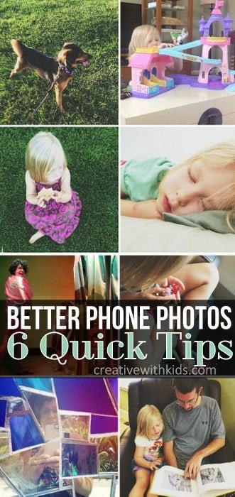 Taking better smartphone photos