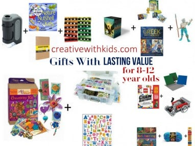 Best Gifts with Lasting Value for Ages 8-12