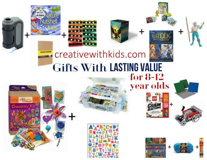Toys For 8 10 Years : Creative gifts for year olds