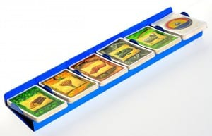 card holder Settlers of Catan