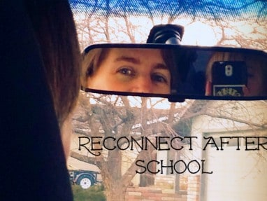 A Game to Help you reconnect after school