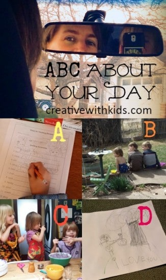 ABC About Your Day - Reconnect After School
