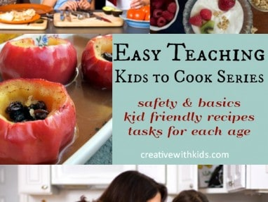 Get Kids in the Kitchen with this great series!