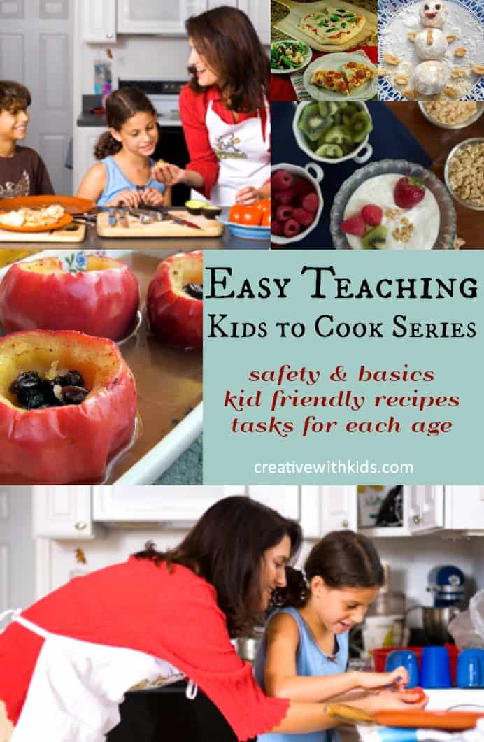 Cooking Basics for Kids
