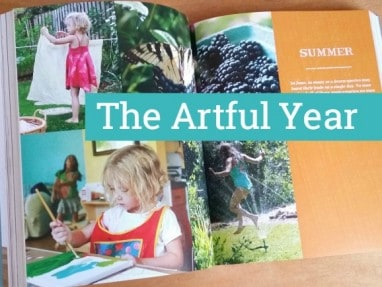 The Artful Year – create and celebrate all year with your kids