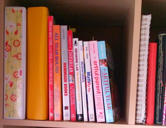 The Artful Year and my other favorite kid art books