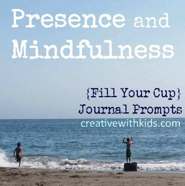 Presence and Mindfulness Journal Prompts