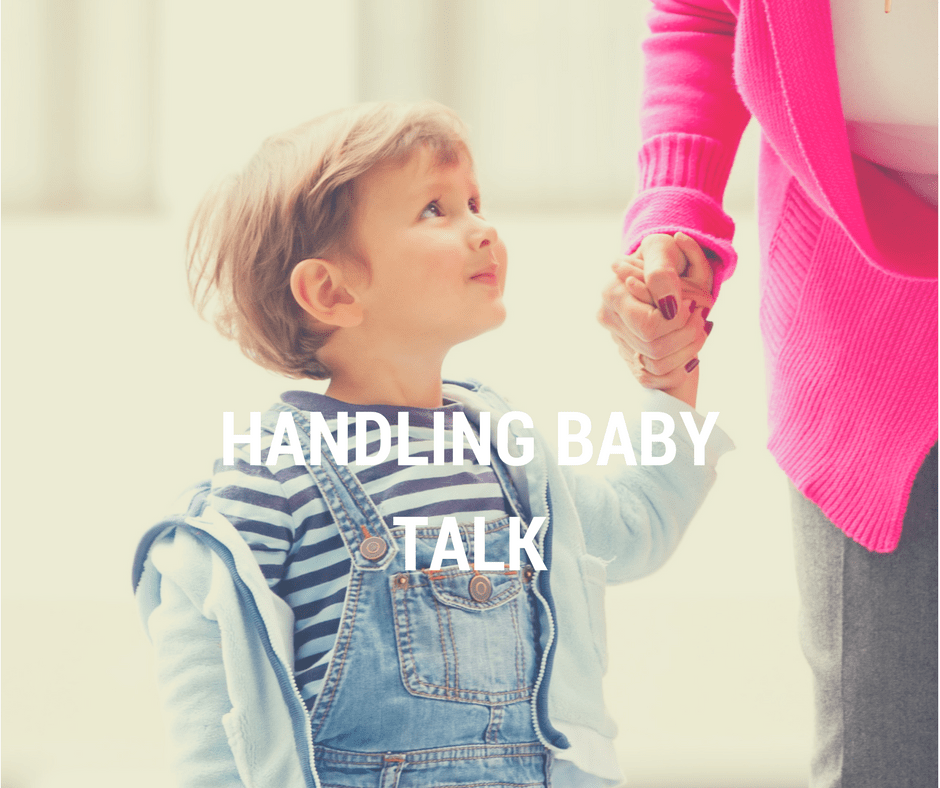 Baby Talk in Older Child? How to Respond When Your Child Talks Like