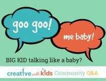 What to do about Baby Talk