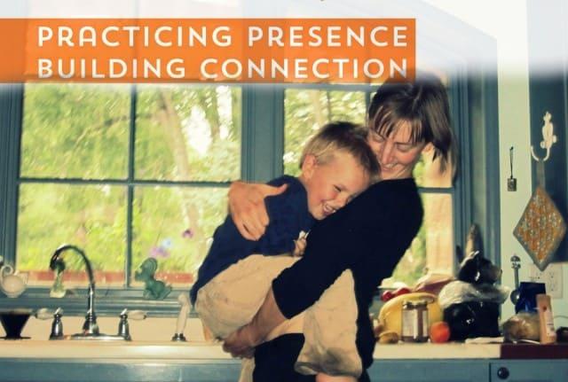 Relation Reboot practicing Presence