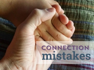 These Mistakes Really Tripped up my Connection with my Kids