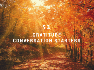 Gratitude Journal Prompts for the Whole Year