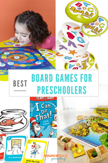 Board Games Preschoolers Love – and you will too.