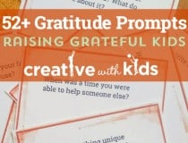 Gratitude Cards for the whole year