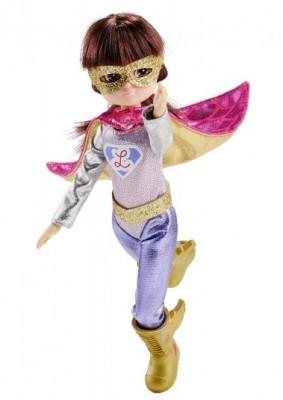 Lottie Superhero Doll