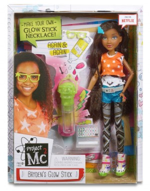Project MC2 Dolls - STEM