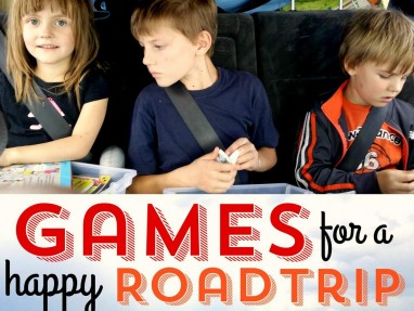 Most Fun Games to Play on a Road Trip
