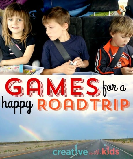 The Most Fun Games To Play On A Road Trip With Kids