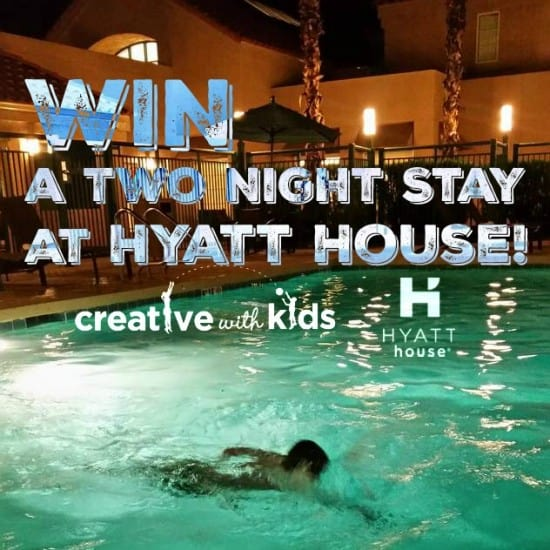 Win a Two Night Stay at Hyatt House