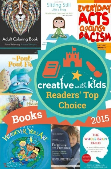 Top Books from CWK Readers for 2015 - lots to add to my wishlist