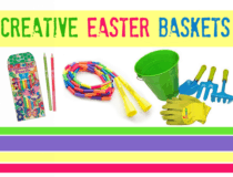 Creative Easter Basket Filler Ideas