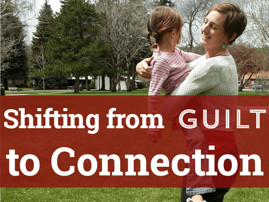 From guilt to connection