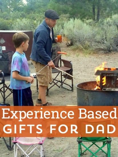 Great Gift for Dad who has Everything!