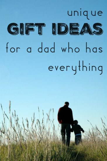gifts ideas for dads who are hard to shop for