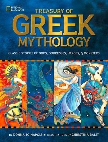 Treasure of Greek Mythology