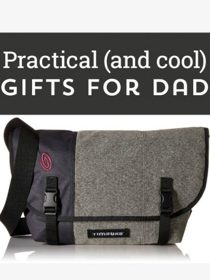 Cool and useful gifts for dads who have everything!