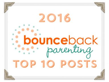 Top 10 Posts of 2016 – anger calming skills, gifts for dads, books we love and more