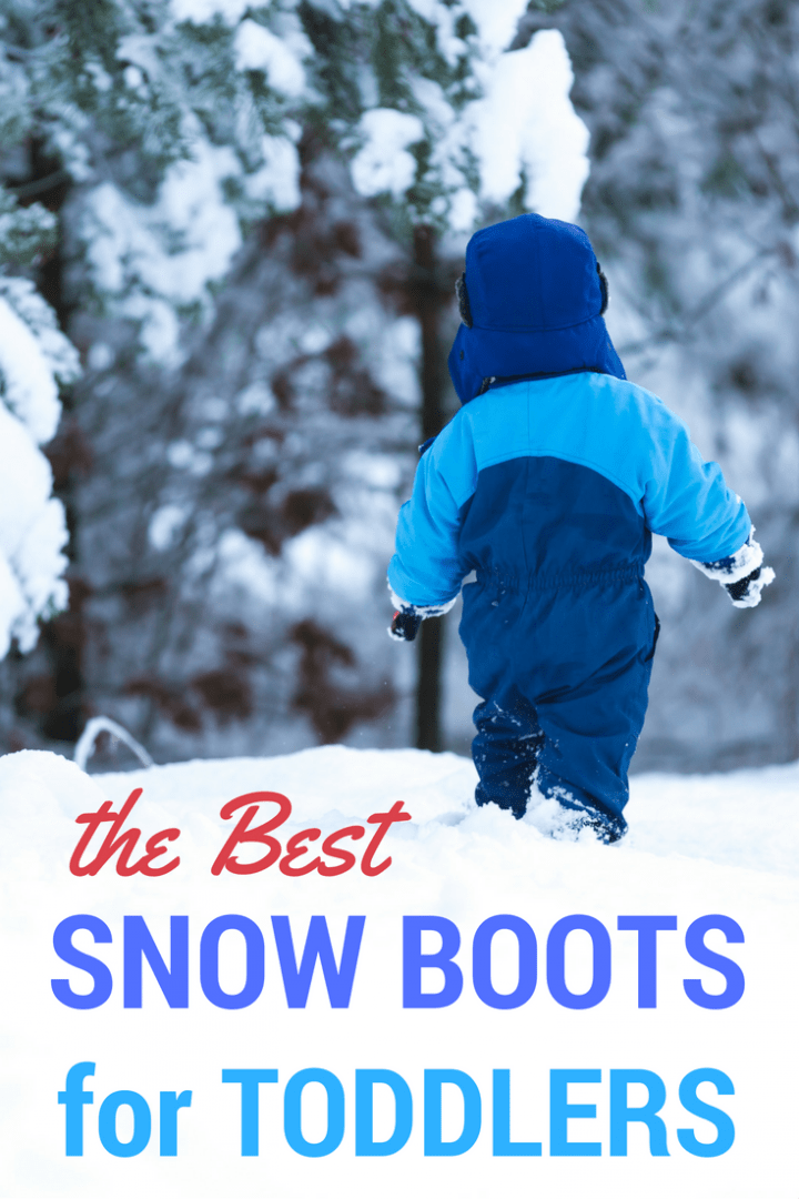 7a3fe7107b36 Best Snow Boots for Toddlers