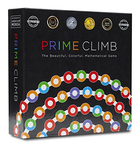 Fun math board game - Prime Club
