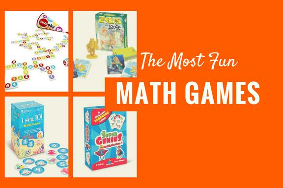 Fun Math Best Math Board Games That Kids Love