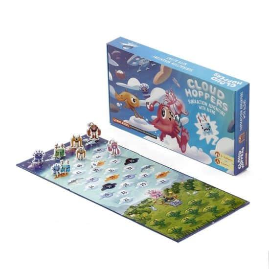Fun Math - Best Math Board Games that Kids Love