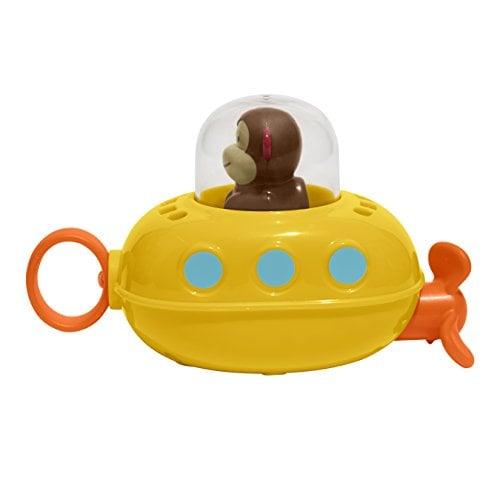 skip hop zoo bath pull and go submarine