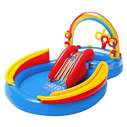 Best Toddler Outdoor Toys - backyard kiddie pools - Best Outdoor Toys For Toddlers - Encourage Active Play Outside!