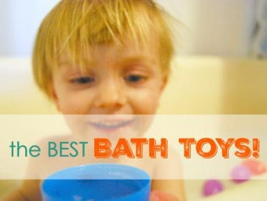 Have fun at bath time with these best bath toys for toddlers