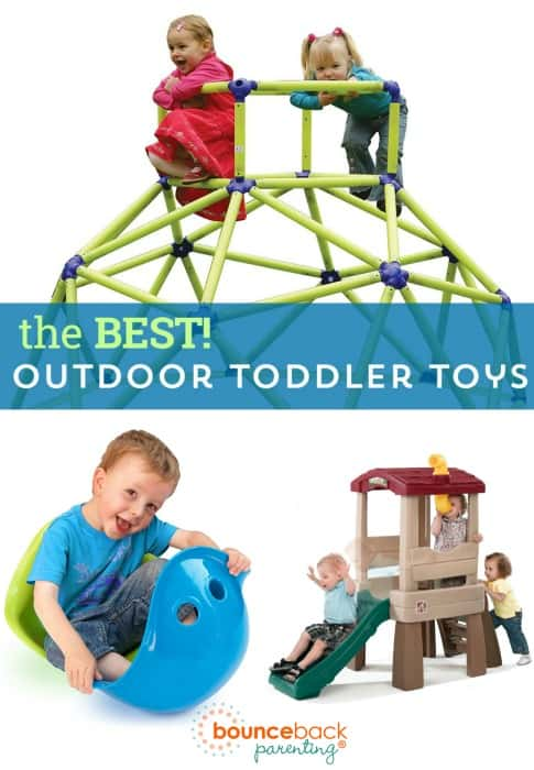 Coolest Outside Toys : Best outdoor toys for toddlers encourage active play