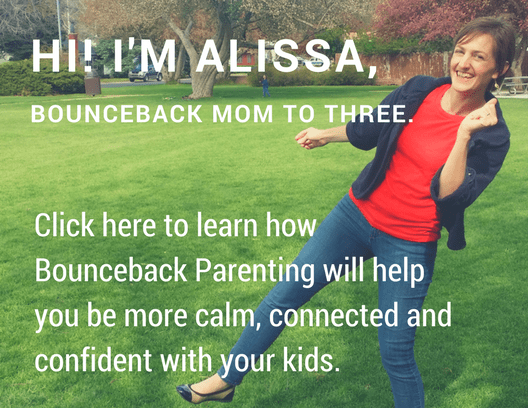About Alissa and Bounceback Parenting