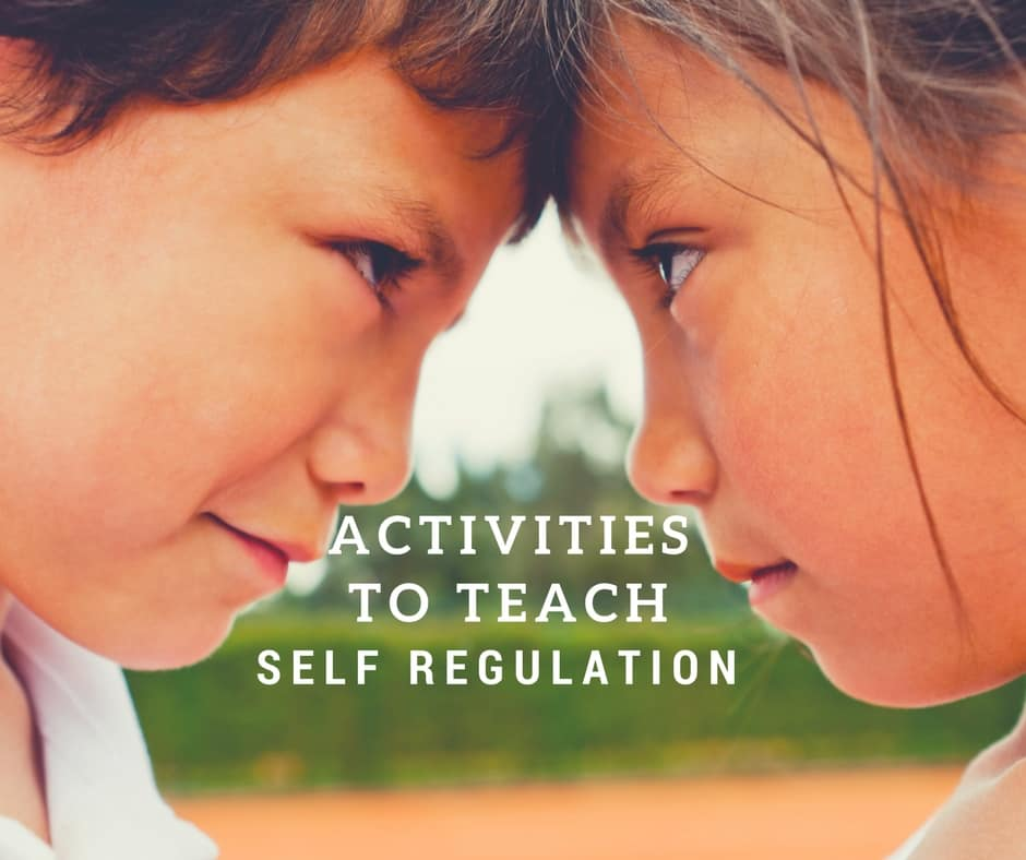 How Can We Help Kids With Self >> Two Activities To Teach Basics Of Emotional Regulation To Kids